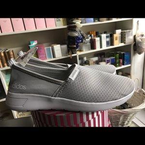 New Adidas Gray Size 10 Memory Foam